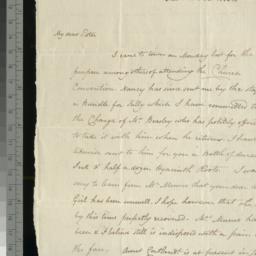 Document, 1806 October 11