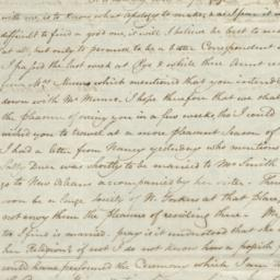 Document, 1805 March 04