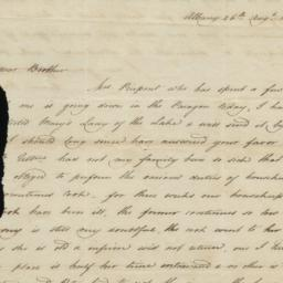 Document, 1813 August 26