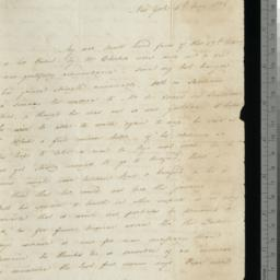 Document, 1806 May 06