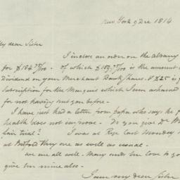 Document, 1814 December 09