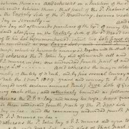 Document, 1812 June 16
