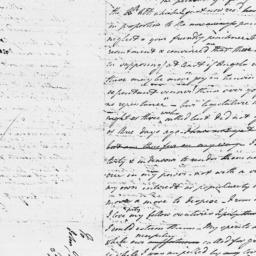 Document, 1779 February 02