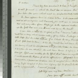 Document, 1783 July 12