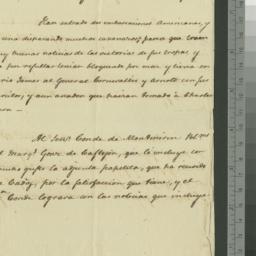 Document, 1781 September 22