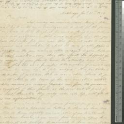 Document, 1820 January 21