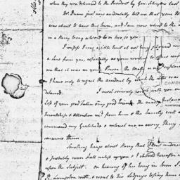 Document, 1775 December 19