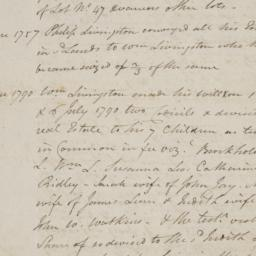 Document, 1795 May 21