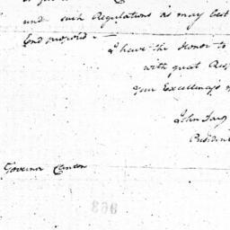 Document, 1779 February 8