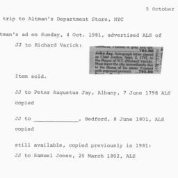 Document, 1791 September 2