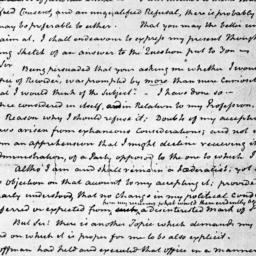 Document, 1819 February 2