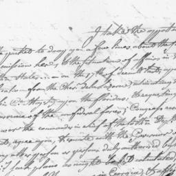 Document, 1780 February 26
