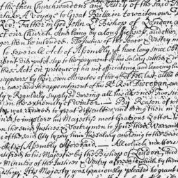Document, 1715 January 02
