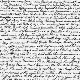 Document, 1703 August 16