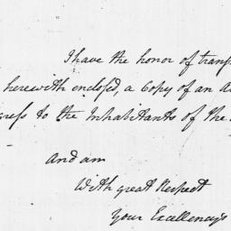 Document, 1779 May 28
